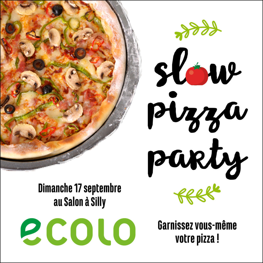 SLOW PIZZA PARTY